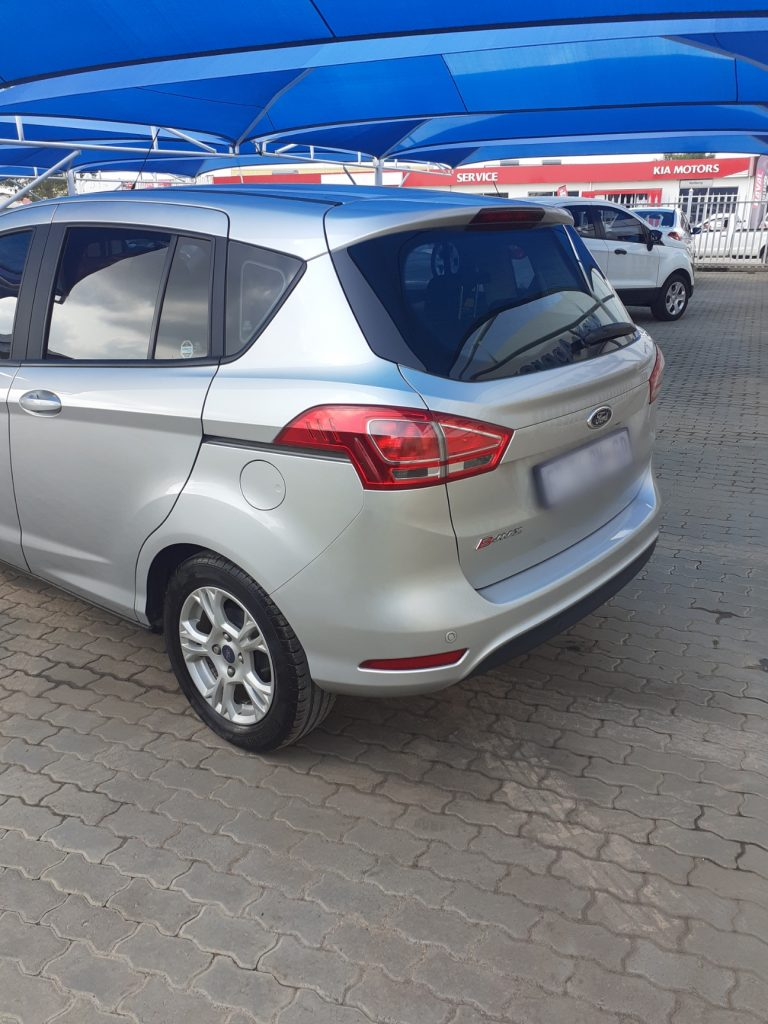 2017 FORD-B-MAX 1.0 ECOBOOST TREND